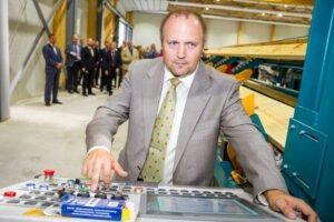 Латвийский IKTK инвестирует 2 млн евро в завод клееных ламинированных конструкций