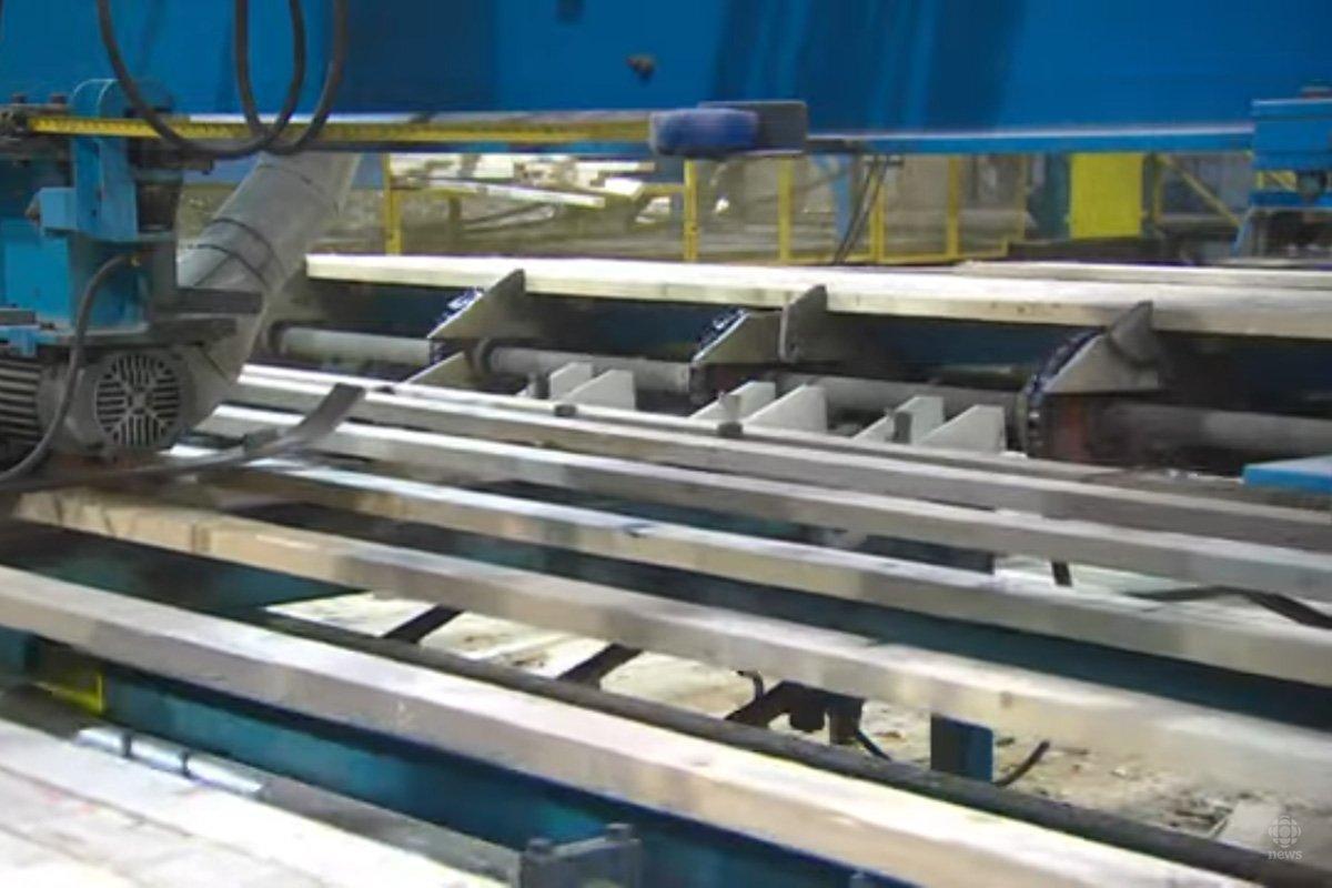 Видео: почему 25 лесопильных заводов Британской Колумбии прекратили работать?