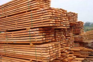 Падение стоимости экспорта лесопродукции в Малайзии по мере падения спроса
