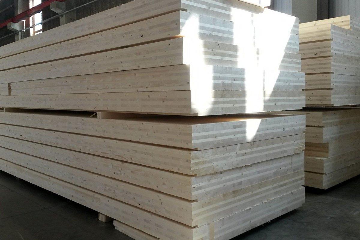 Украина: Новый завод по производству CLT-панелей начнет производство в этом месяце