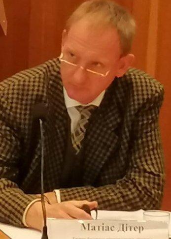 Проф. др. Маттіас Дітер: Застосування аналізу ринку деревини для політичних консультацій