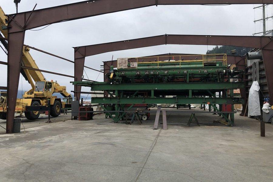 You are currently viewing San Group построит новый лесопильный завод в Британской Колумбии