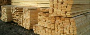 Германия: экспорт -импорт пиломатериалов