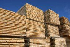 Польша: небольшое увеличение производства пиломатериалов
