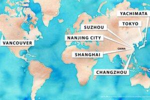 Read more about the article Лесопромышленные компании Британской Колумбии находят деловые возможности в Китае и Японии