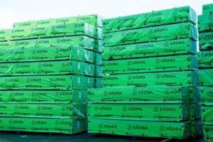 Sodra временно остановит производство на своих лесопильных заводах