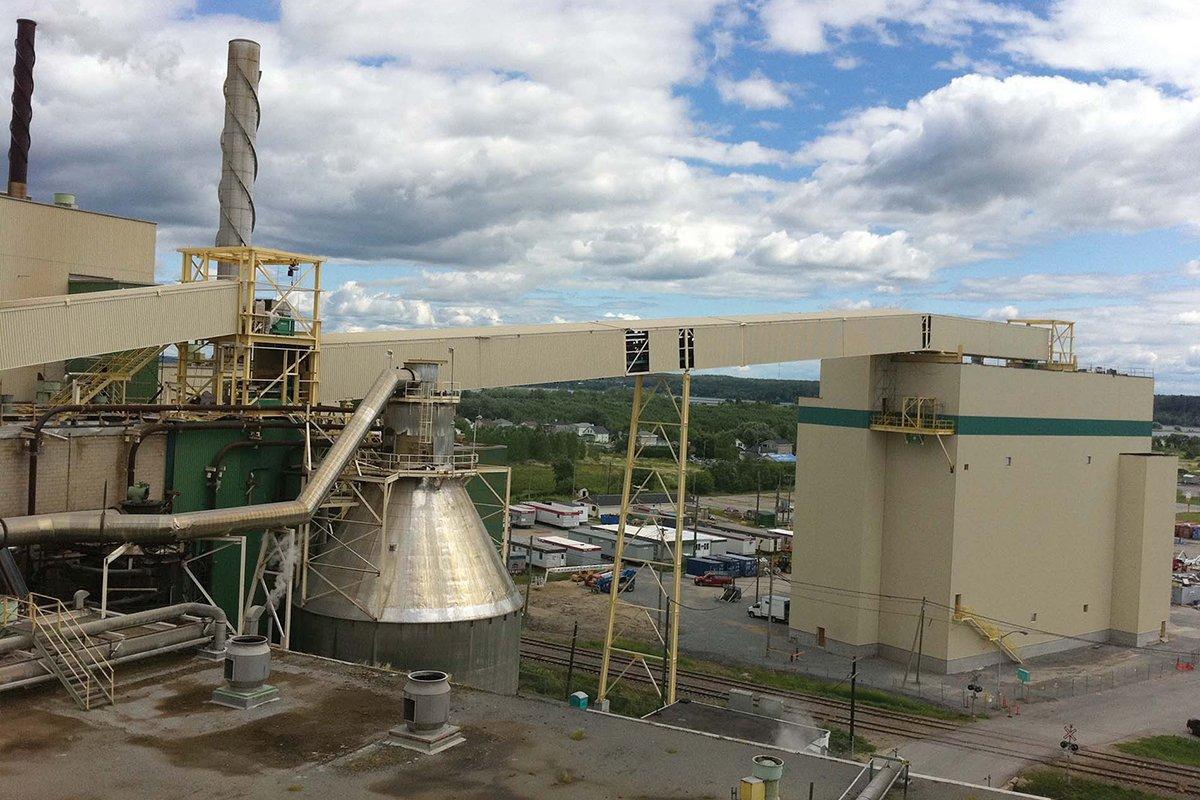 Компания Fortress Global Enterprises законсервировала целлюлозный завод в Квебеке