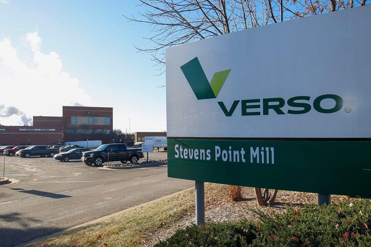 Большие перемены в корпорации Verso Paper Corp.