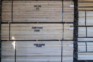 Спрос на американский красный дуб на рекордно высоком уровне в Индии