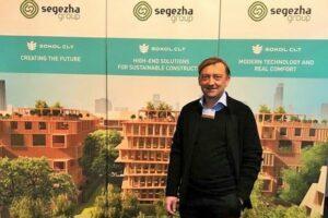 Segezha Group представила будущий CLT-завод на форуме в Австрии