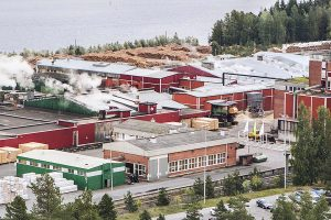 Маржа прибыли для лесопильных заводов в Финляндии на самом низком уровне за 15 лет