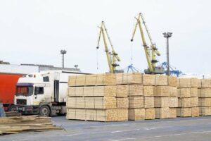 Российский ЛПК на международном рынке в январе-октябре 2019 года