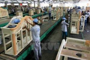 В октябре 2019 г. Вьетнам увеличил экспорт лесопромышленной продукции на 23%