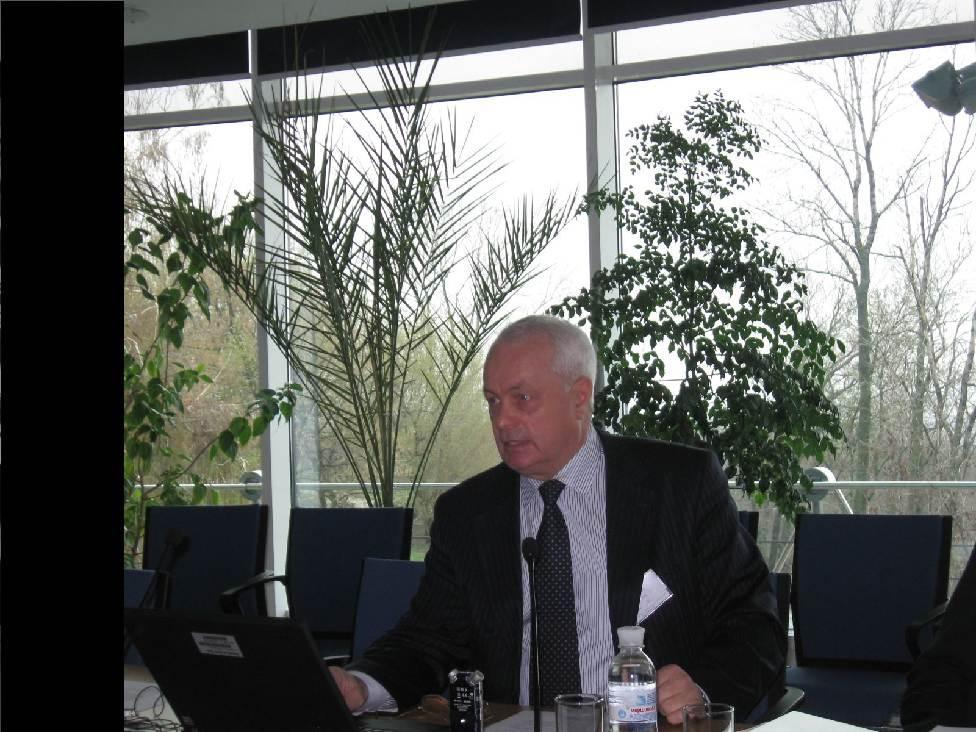 Валерий  Подкорытов о проблемах торговли древесиной в Украине