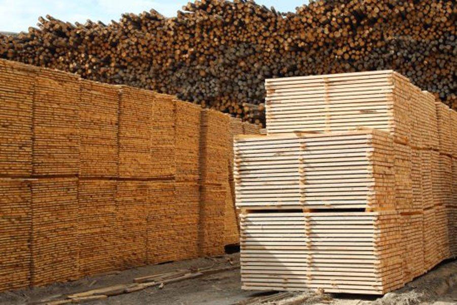Кризис лесной промышленности в Канаде продолжается