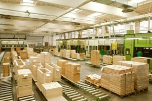 Лесная промышленность Китая постоянно расширяется