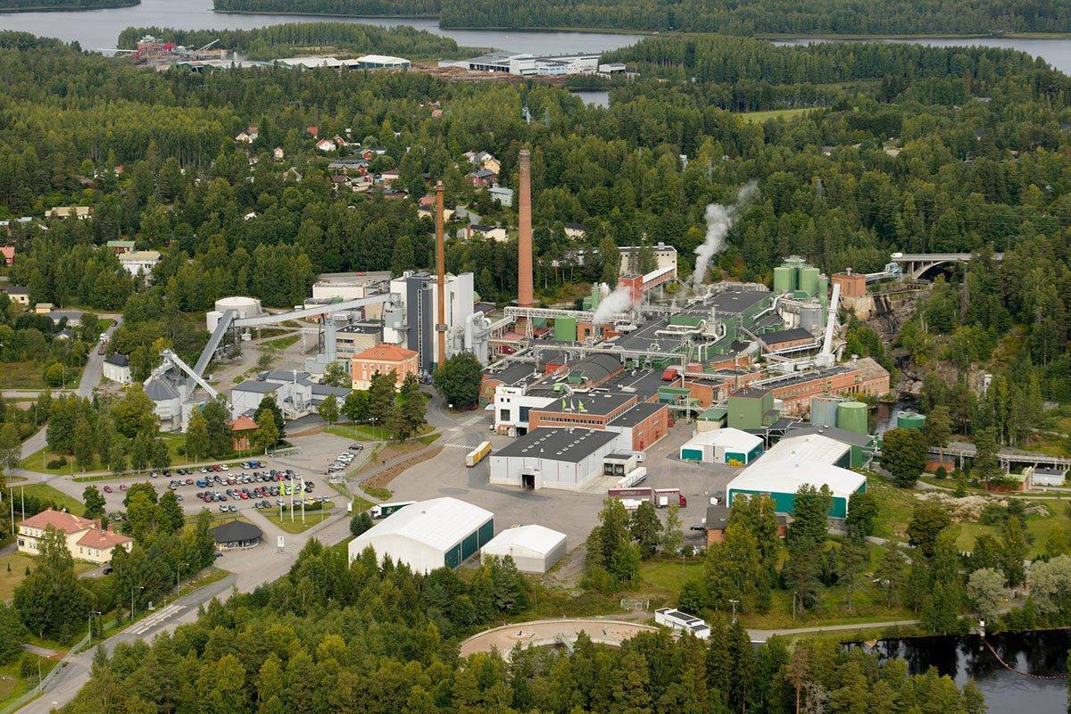 Компания Metsa Board модернизирует производство картона в Финляндии