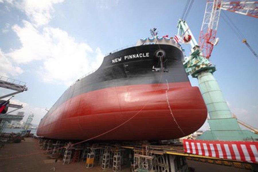 Pinnacle Renewable Energy зафрахтовала судно для экспорта топливных пеллет в Японию