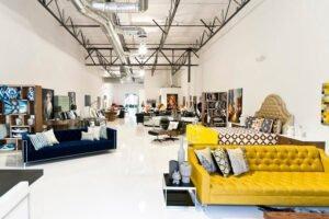 В октябре 2019 г. заказы на новую мебель в США снизились на 8%