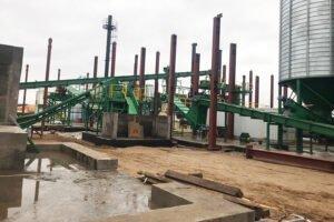Группа «УЛК» продолжает расширять и модернизировать пеллетное производство