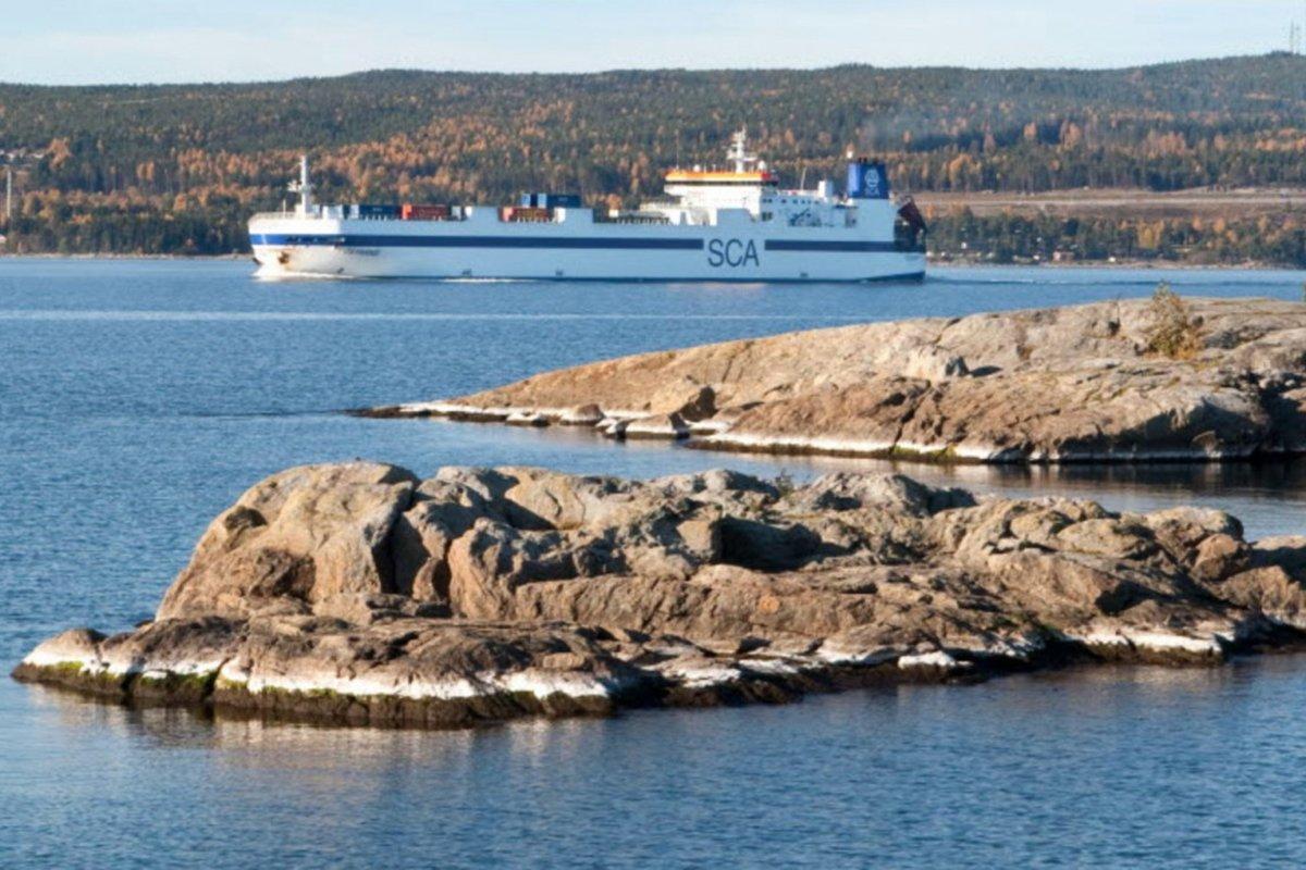 Судовладельческий бизнес SCA переезжает домой в Швецию