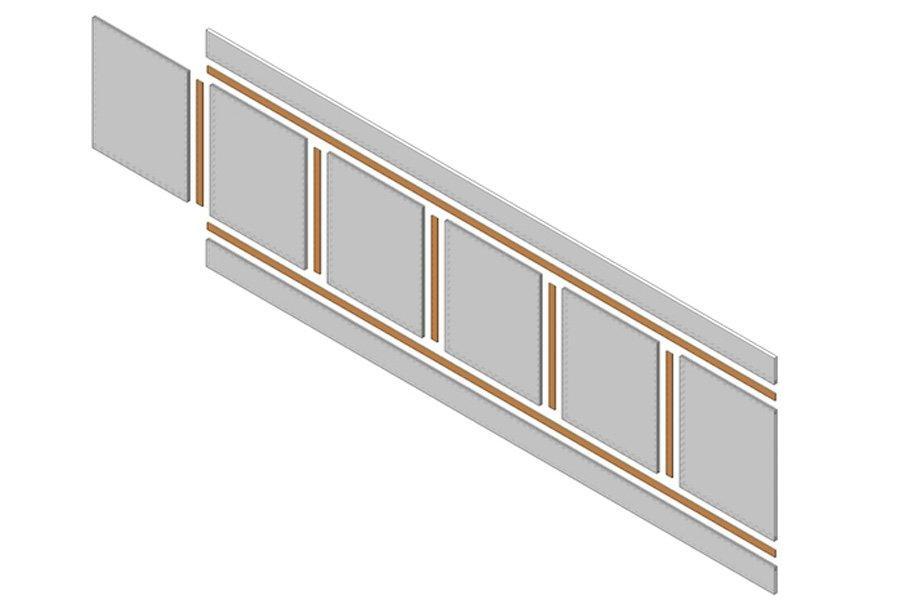 В конкурсе на разработку оптимальных способов соединения панелей LVL победил украинский архитектор