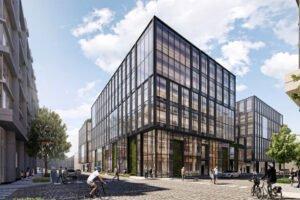 Brookfield Properties построит крупнейшее в Северной Америке офисное здание из древесины