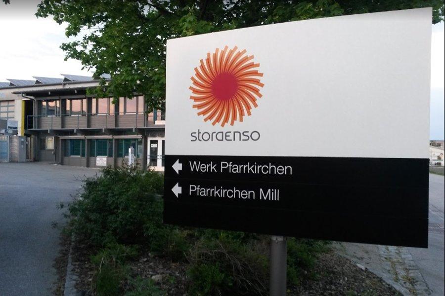 Stora Enso продает лесопильный завод в Германии