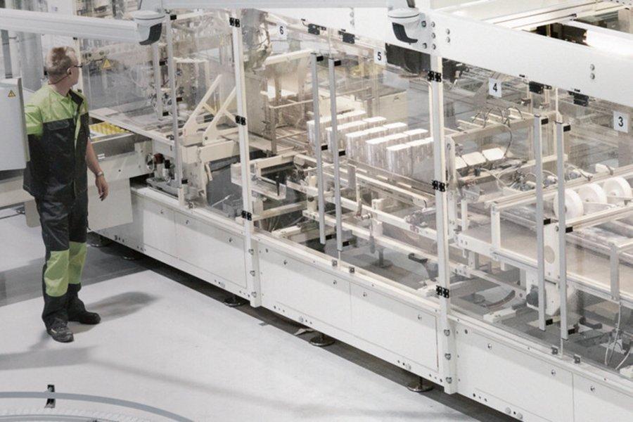 Компания Metsä Tissue направит инвестиции в новое производство