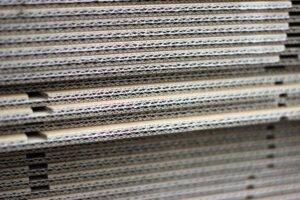 В 2019 г. Украина увеличила производство гофрированной бумаги и картона на 0,4%