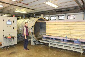 Технология уничтожения вредителей в древесине приближается к коммерциализации