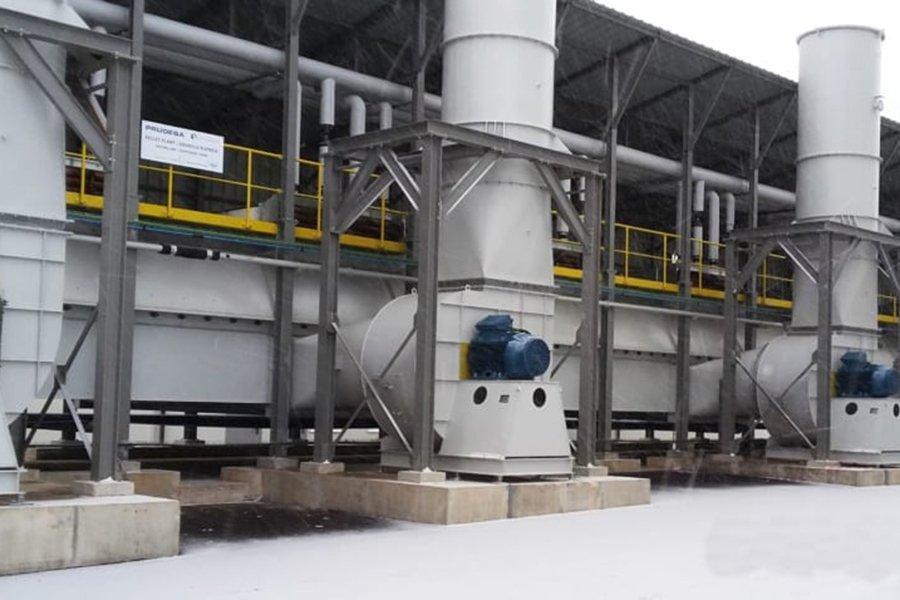 You are currently viewing Prodesa установит ленточную сушилку на заводе Pinnacle Renewable Energy в Канаде