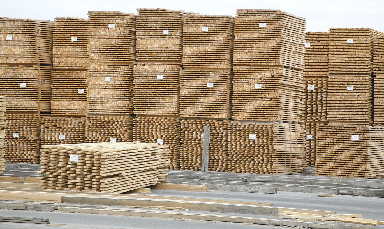 Эстонский бизнесмен: коронавирус может нанести удар по деревообработке