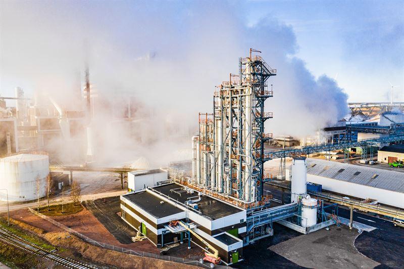 Södra — первый в мире биоэтанол на основе возобновляемого сырья