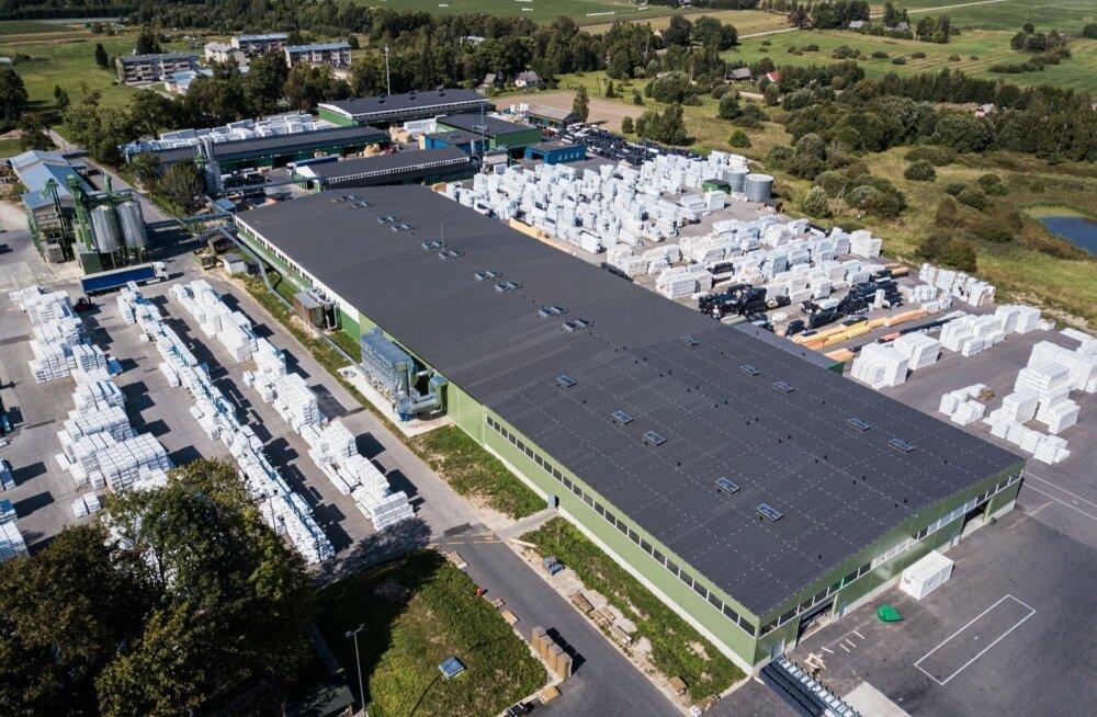 Эстония: Падение объемов производства в промышленном секторе усилилось
