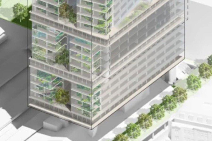 В Австралии планируют возвести самое высокое в стране деревянное здание