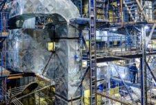 Биотопливный котел введен в эксплуатацию на Селенгинском ЦКК