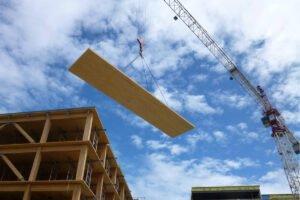 К концу 2020 г. Etalon Group завершит проектирование высотного дома из CLT-панелей в Москве