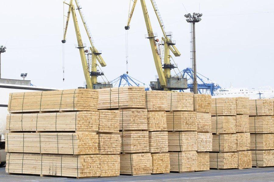 Рост производства пиломатериалов в России в 2019 году на 13,6%