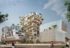 Правительство Франции потребует содержания не менее 50% древесины во всех новых общественных зданиях с 2022 года