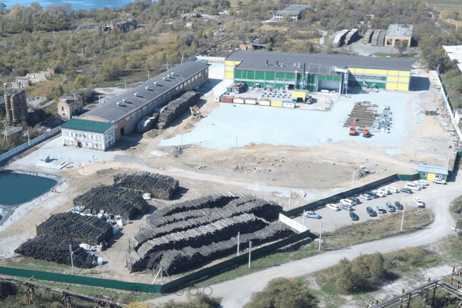 В «ДНС Лес» идут пусконаладочные работы на производстве ориентированно-стружечных плит OSB