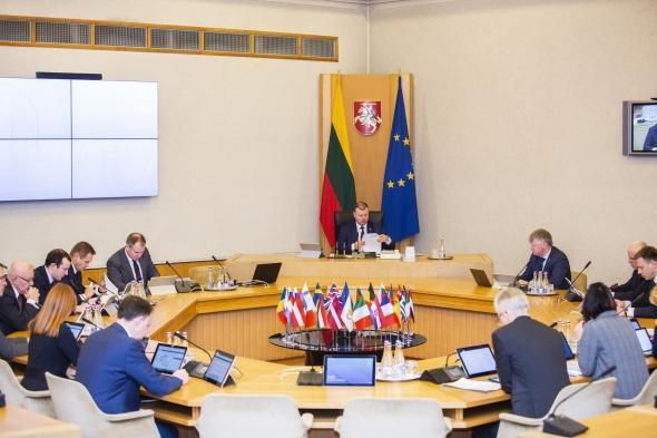 You are currently viewing Кабмин Литвы высказался за льготу налога на прибыль для крупных инвесторов