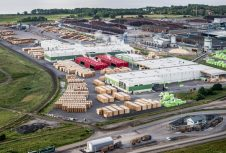 Södra объявляет об обширных инвестициях в свой завод Värö CLT