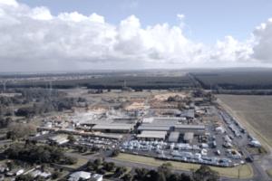 Австралийская компания Timberlink начинает производство CLT
