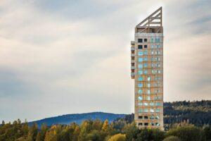 У Норвегії збудували найвищий дерев'яний хмарочос. Архітектори вважають, що це тільки початок (фото)