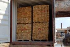 В январе 2020 г. Украина сократила экспорт древесины и изделий из нее на 6,8%