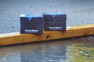 BillerudKorsnas и Arvid Nilsson разработали водостойкую картонную коробку