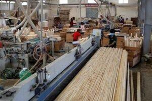 Основные экспортные рынки для изделий из древесины Вьетнама закрыты; экспорт может рухнуть