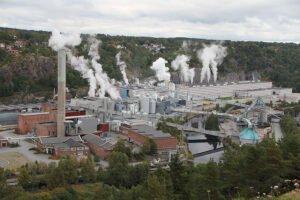 Norske Skog инвестирует $16,5 млн в повышение энергоэффективности завода в Норвегии