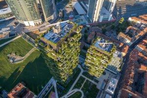 Радикальные архитекторы одержимы превращением городов в леса